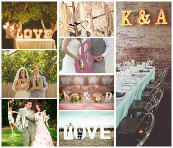 Wedding letter | Letras en tu boda