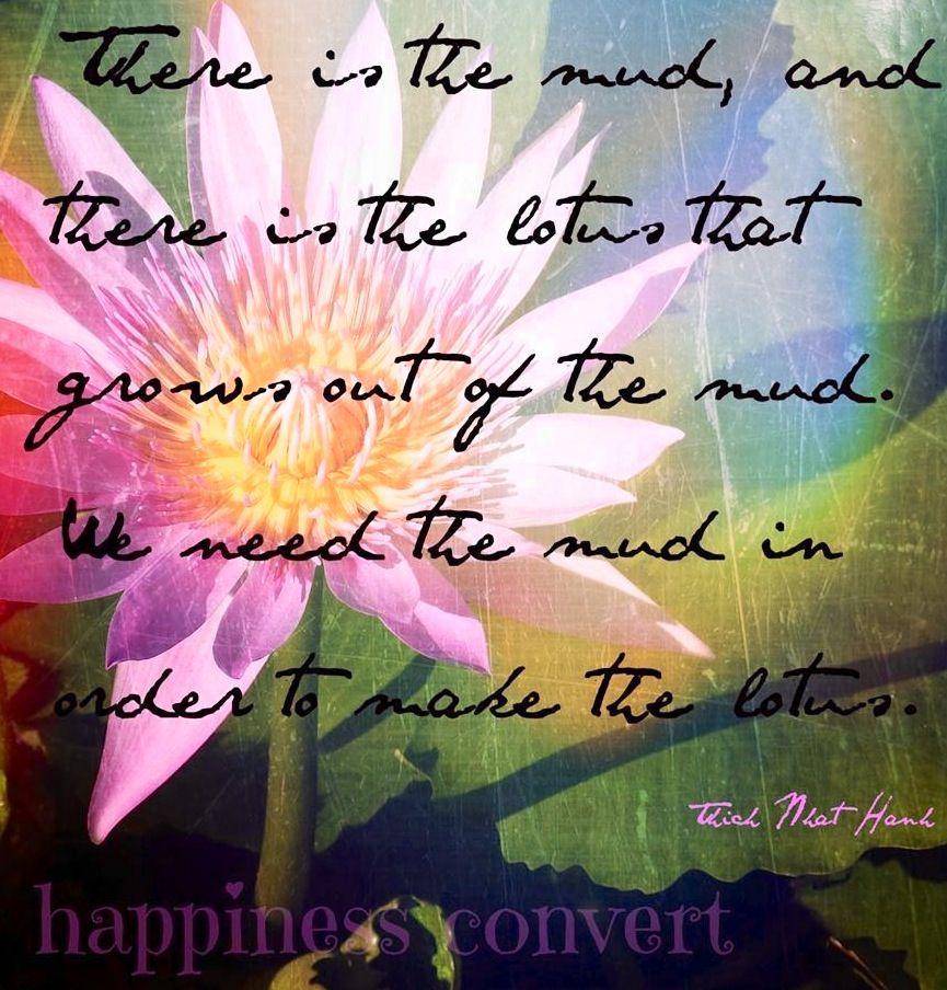 Lotus flower quote via facebookhappinessconvert lotus lotus flower quote via facebookhappinessconvert mightylinksfo