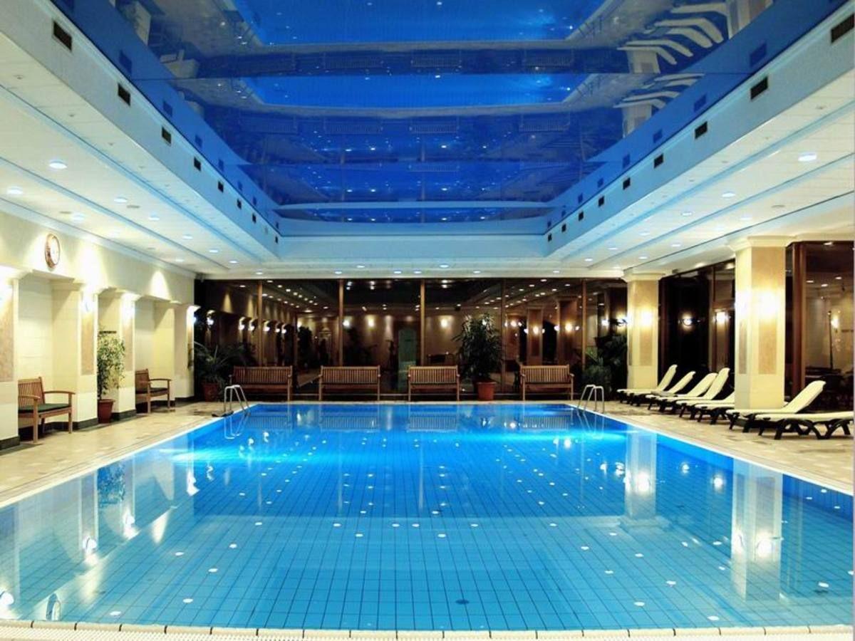Luxury Hotel In Skopje Macedonia
