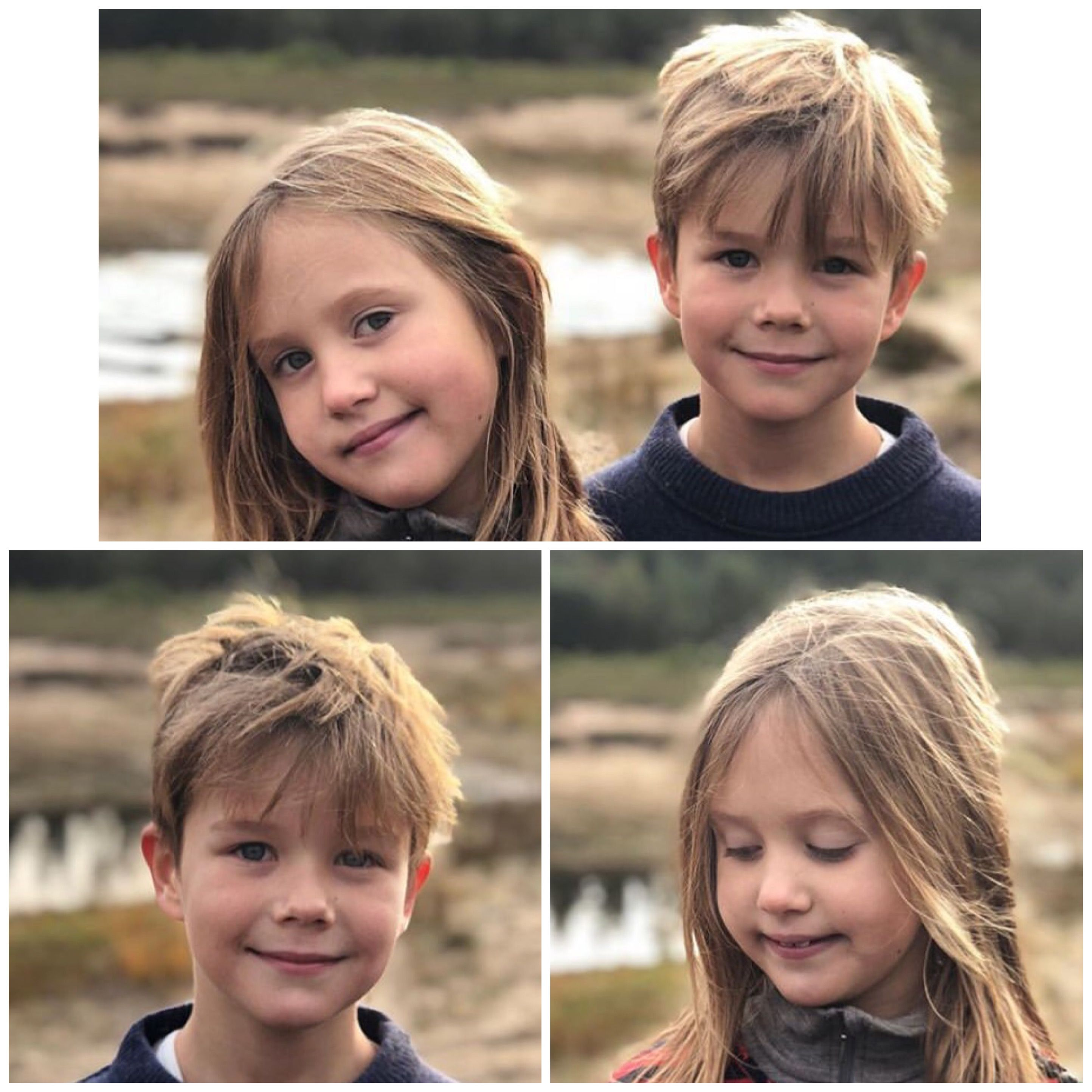 08/01-2018 The Danish Royal Twins Turn 8 Today. Happy