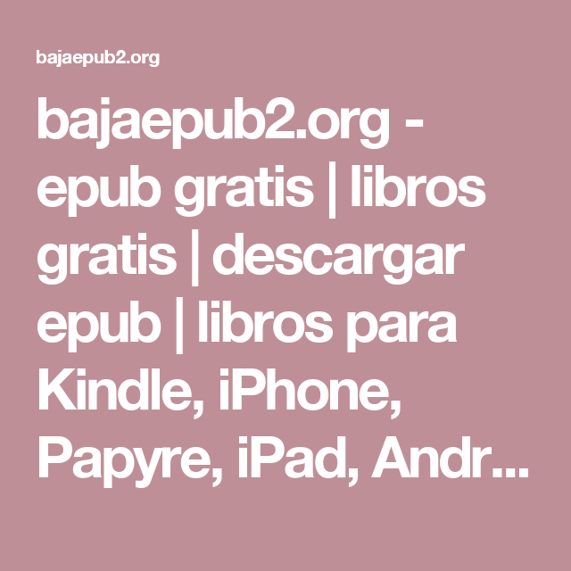 descargar libros gratis para iphone 6