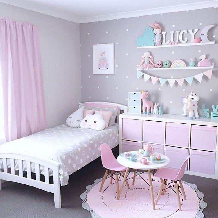 Purple Kids Bedroom Decorating Ideas: Pin By Ashley Wood On Mila's Bedroom/Playroom Ideas