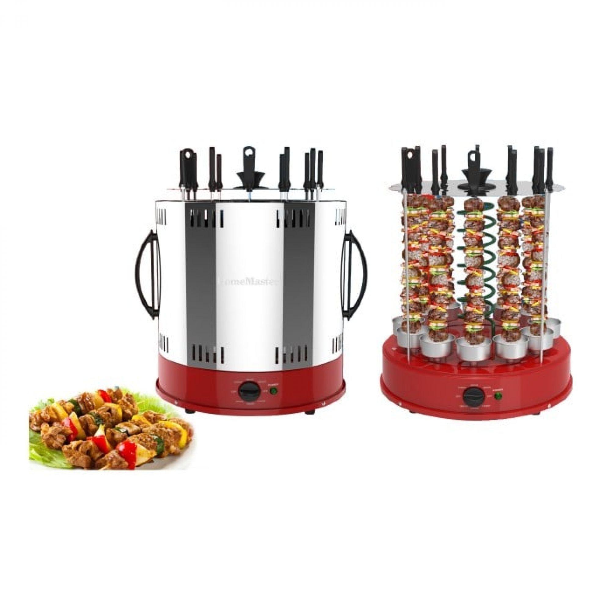 شواية لحم كهربائية تحتوي على 12 سيخ كبير Cooking Cook Meat لحوم مشويات مشاوي مشوي Coffee Maker Coffee French Press