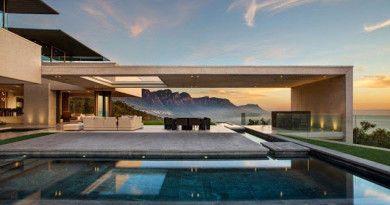 Mejores casas Ranking Arquitexs, Estas casas fueron seleccionadas por tener un diseño de estilo contemporáneo con marcada tendencia vanguardistas