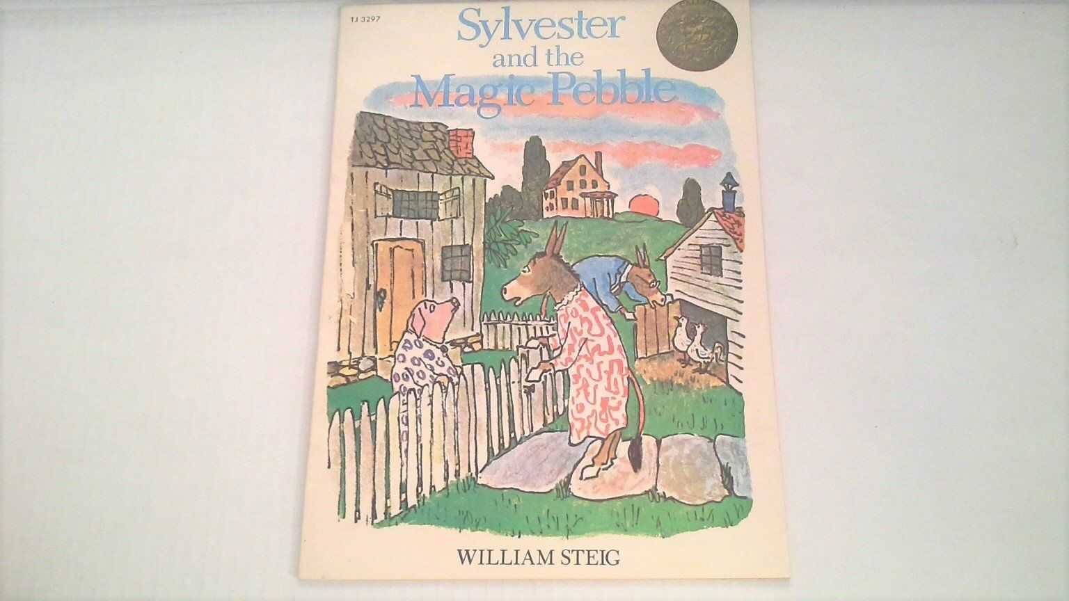 Sylvester Amp The Magic Pebble Children S Book By William