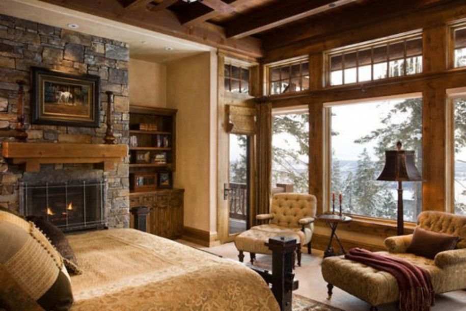 Bedroom Designs Modern Rustic Interior Decorating Bedroom Ideas