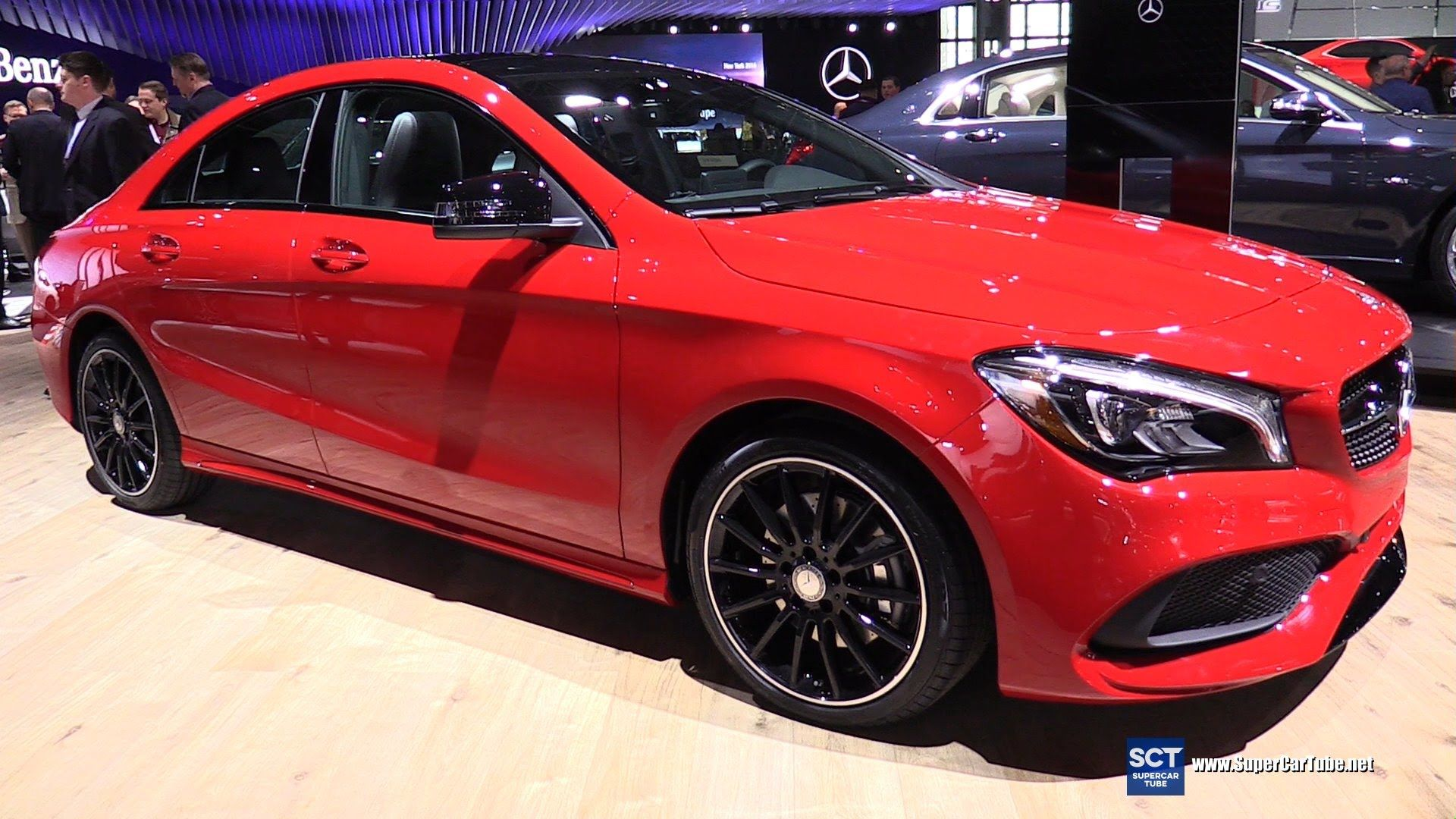 2017 Mercedes Cla And Cla Shooting Brake Facelift With Images