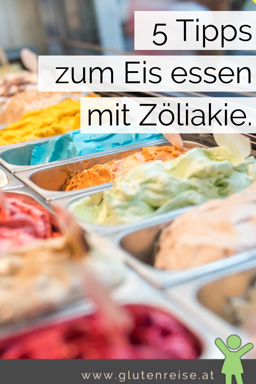 Meine 5 Schritte Beim Eis Essen In Der Eisdiele Mit Zoliakie Essen Eis Essen Lebensmittel Essen