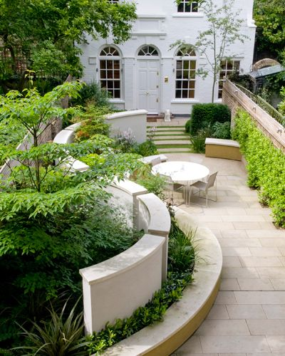 Landscape Design By Andy Sturgeon Love The Contrast Curve