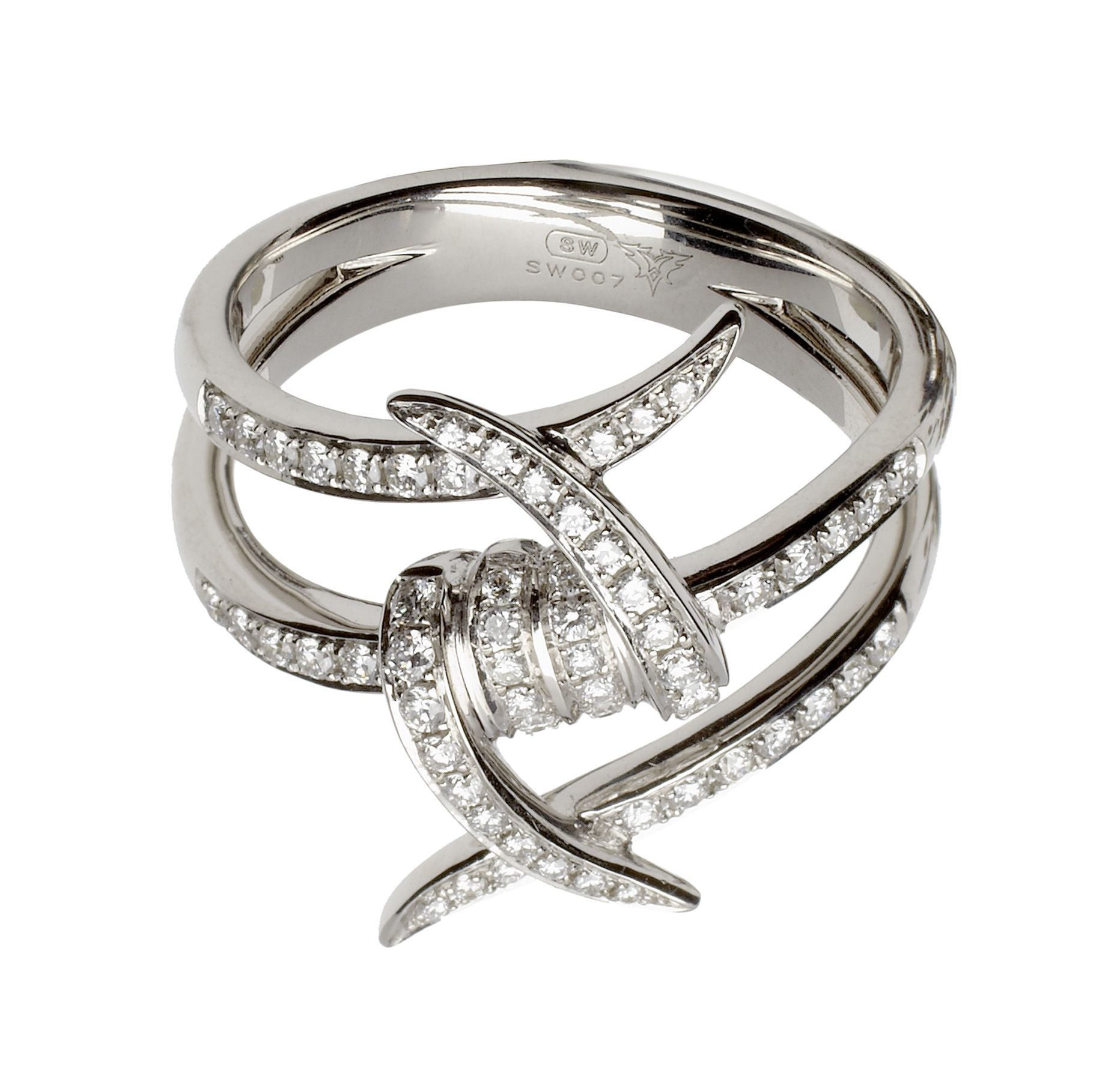I am freaking out...i want this sooo much Stephen Webster 18-carat ...