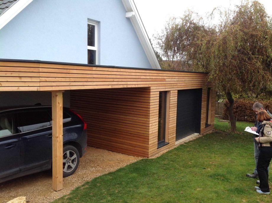 Výsledek obrázku pro hangar bois Garage Pinterest - Combien Coute Une Extension De Maison