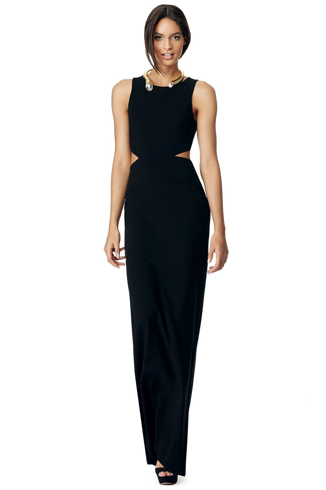 Sleek mila gown by nicole miller for 90 rent the runway sleek mila gown by nicole miller for 90 rent the runway ombrellifo Images