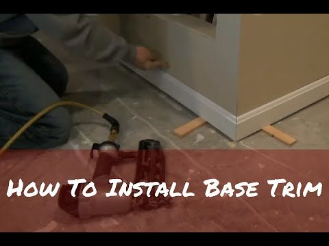 How To Measure And Cut Angles For Baseboard Crown Moulding Etc