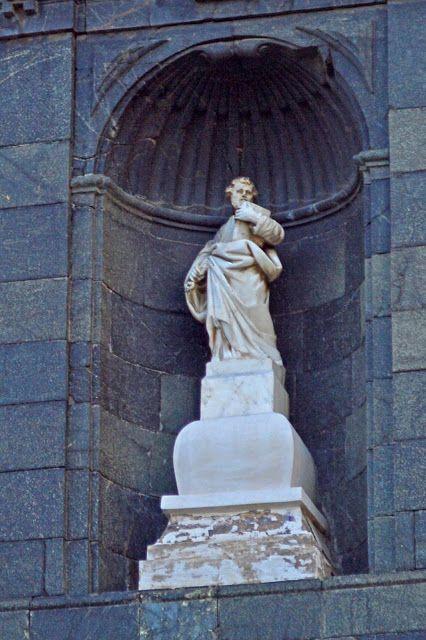 FOTOGRAFIAS DEL MUNDO: Obras Sacras de la Catedral de la Asunción de Ceut...