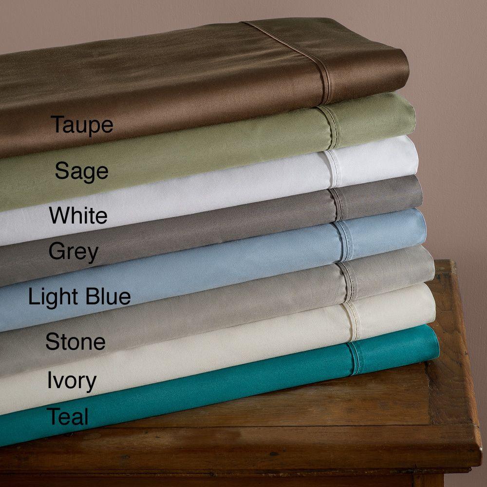Superior 600 Thread Count Deep Pocket Split King Cotton