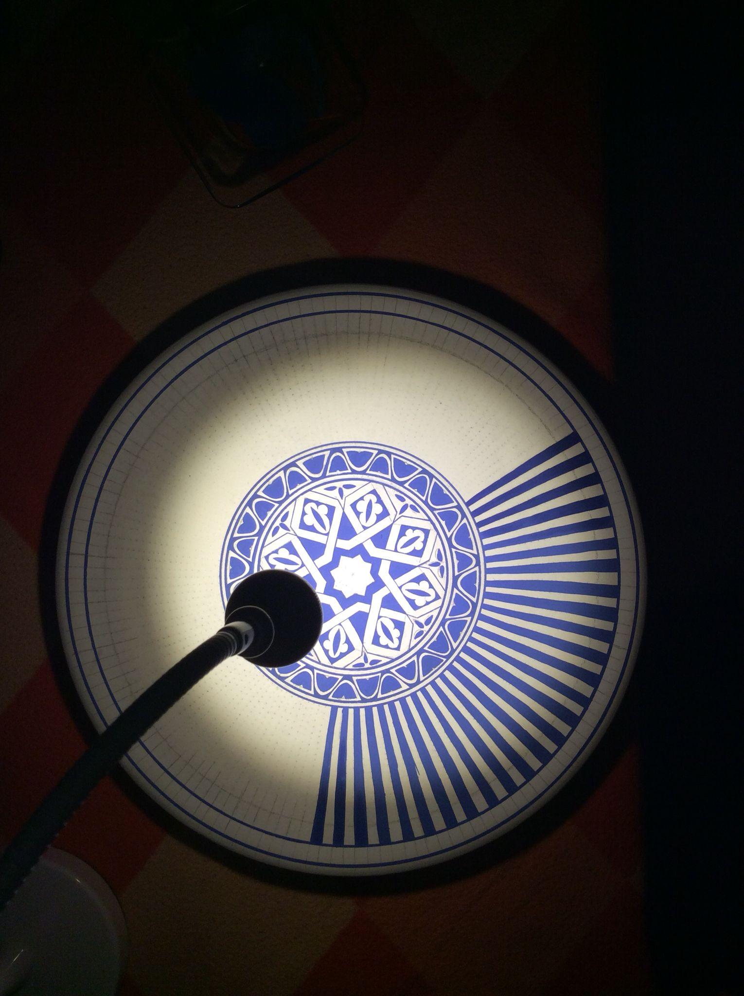 Mavi tabak