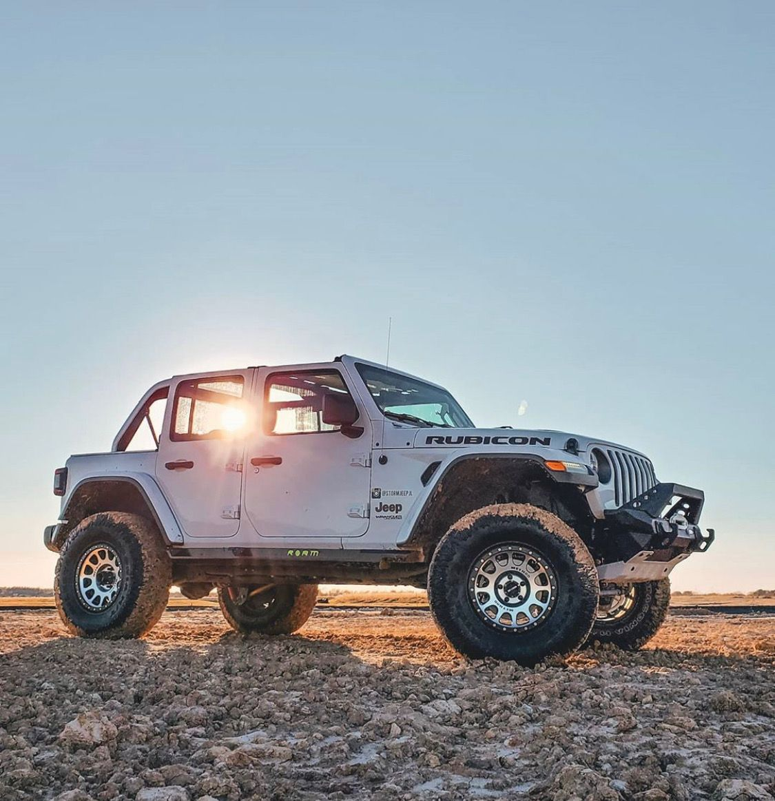 Lifted Jeep Wrangler Rubicon Jl In 2020 Jeep Wrangler Rubicon Lifted Jeep Jeep Wrangler