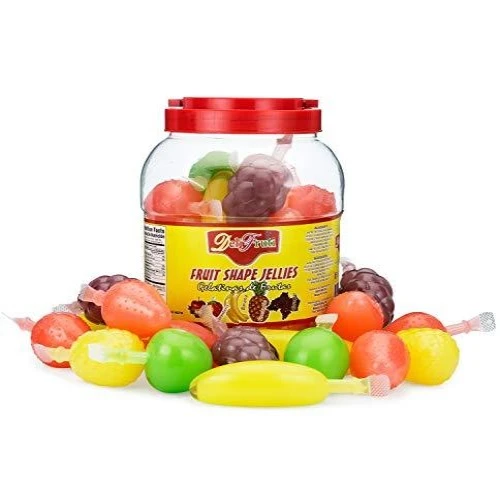 Jelly Fruit Candy in 2020 (With images) Fruit jelly