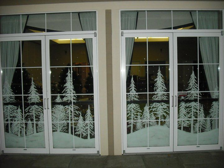 Best Paint To Use On Glass Windows