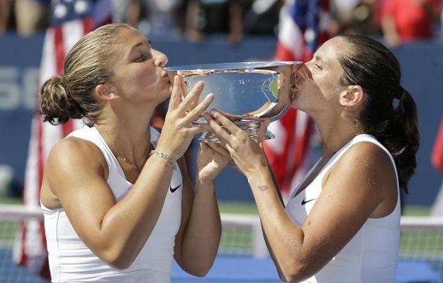 Sara Errani e Roberta Vinci trionfano agli US Open di Tennis