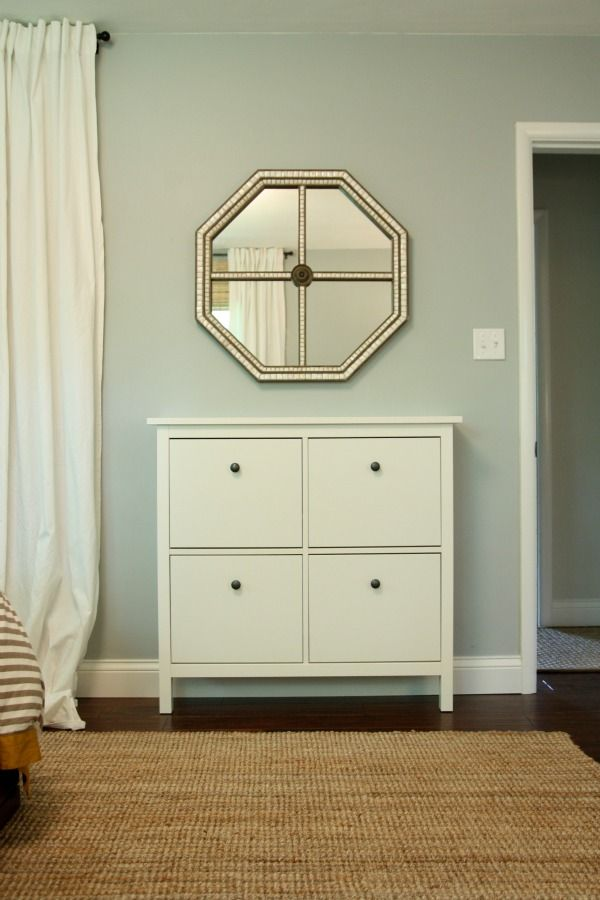 Benjamin Moore Half Moon Crest This Color Looks More