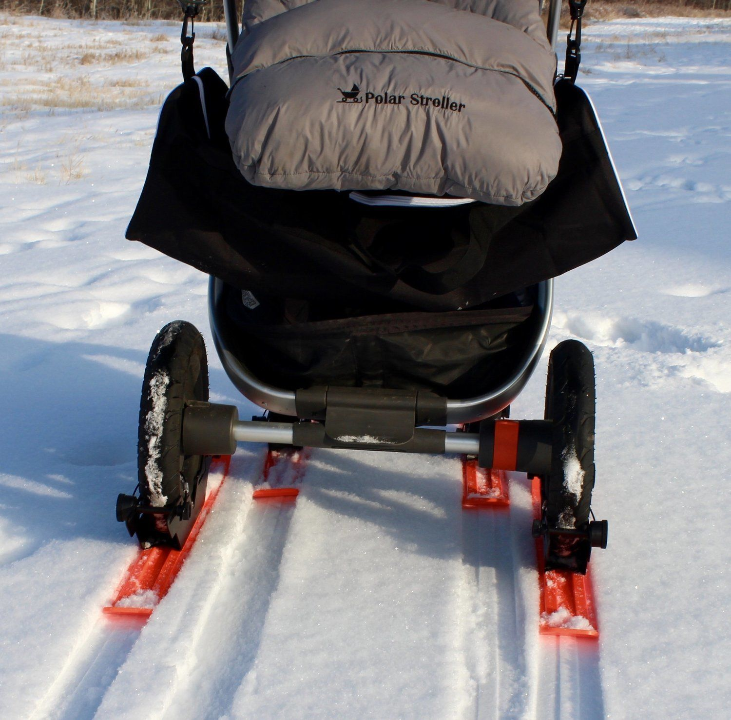 RX4 4 Wheel Stroller Ski Set in 2020 Stroller, Ski set