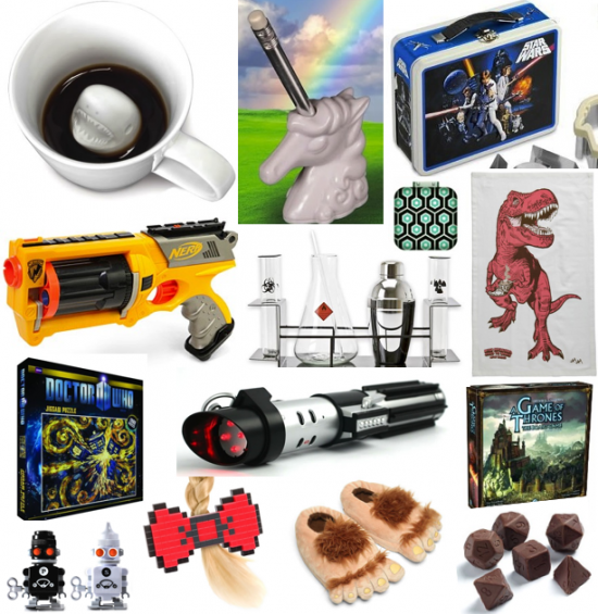 Gifts for every geeky girl and boy | Boys, Girls and Gifts