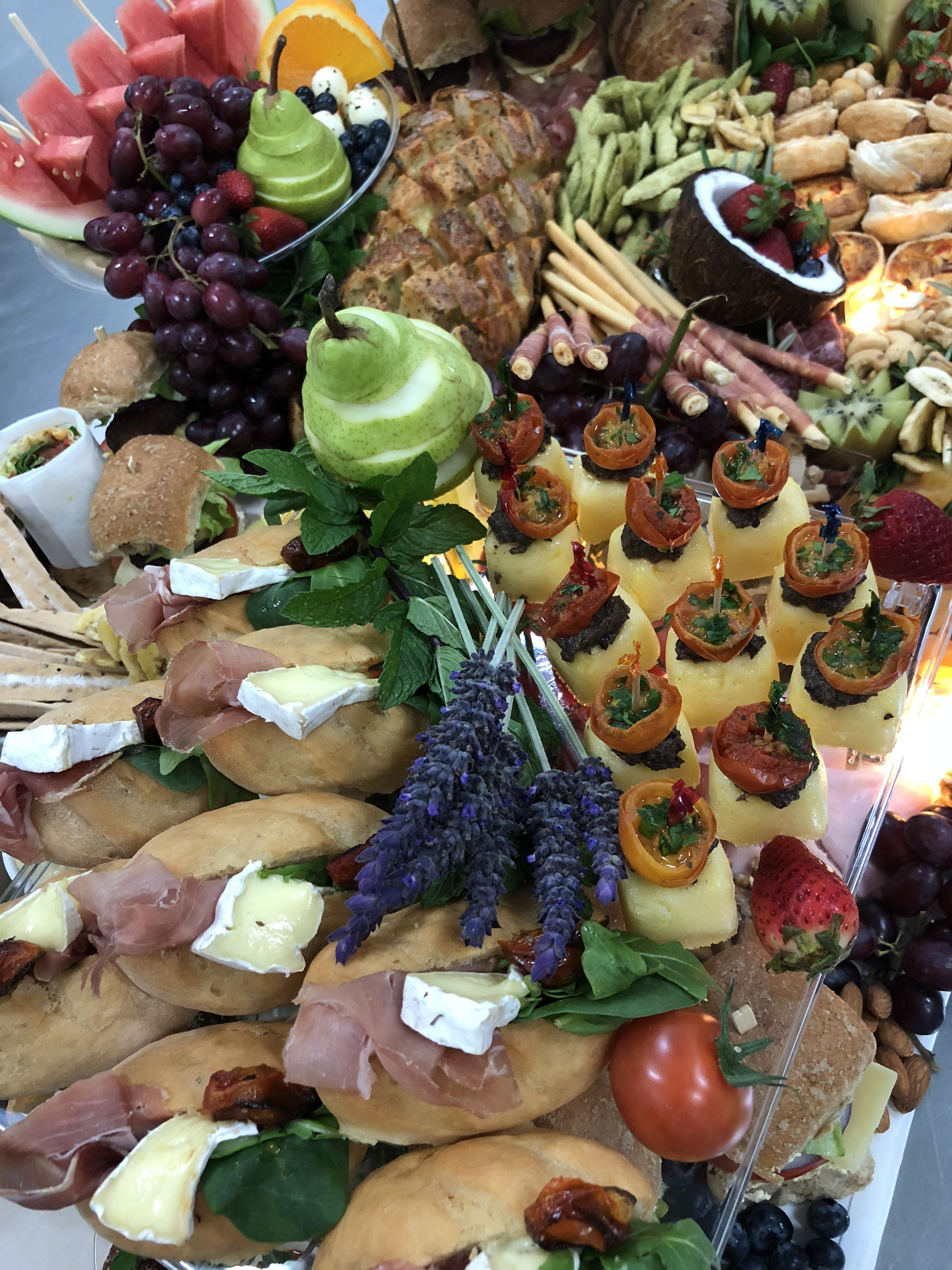 Perfect For Any Occasion Grazing Tables By Fingerfood Catering O