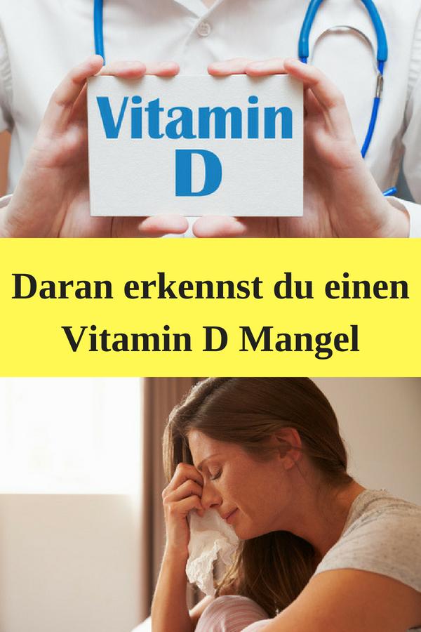 Vitamin d 3 mangel schwangerschaft