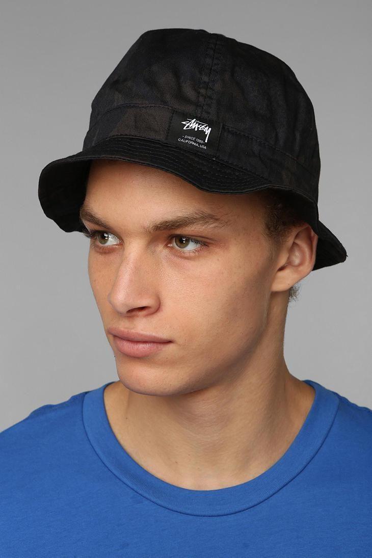 Stussy Big 5 Bucket Hat  urbanoutfitters  84f295bb037