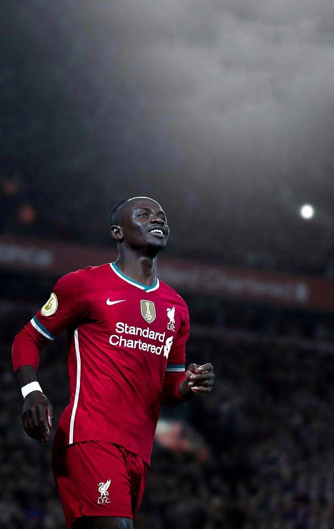 Nike X Liverpool X Mané di 2020
