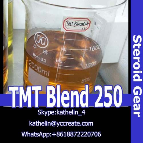 Steroid Injection Liquid TMT Blend 250 250Mg/Ml For Bodybuilding