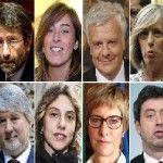 ITALIA: Renzi accetta l'incarico, domani il giuramento. I 16 ministri: Alfano agli Interni, metà sono donne