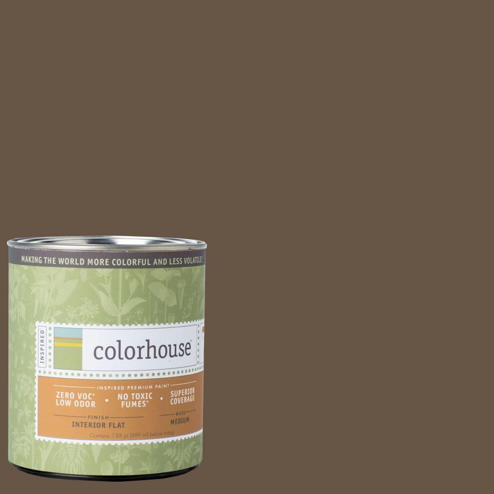 Colorhouse 1-qt. Clay .06 Flat Interior Paint