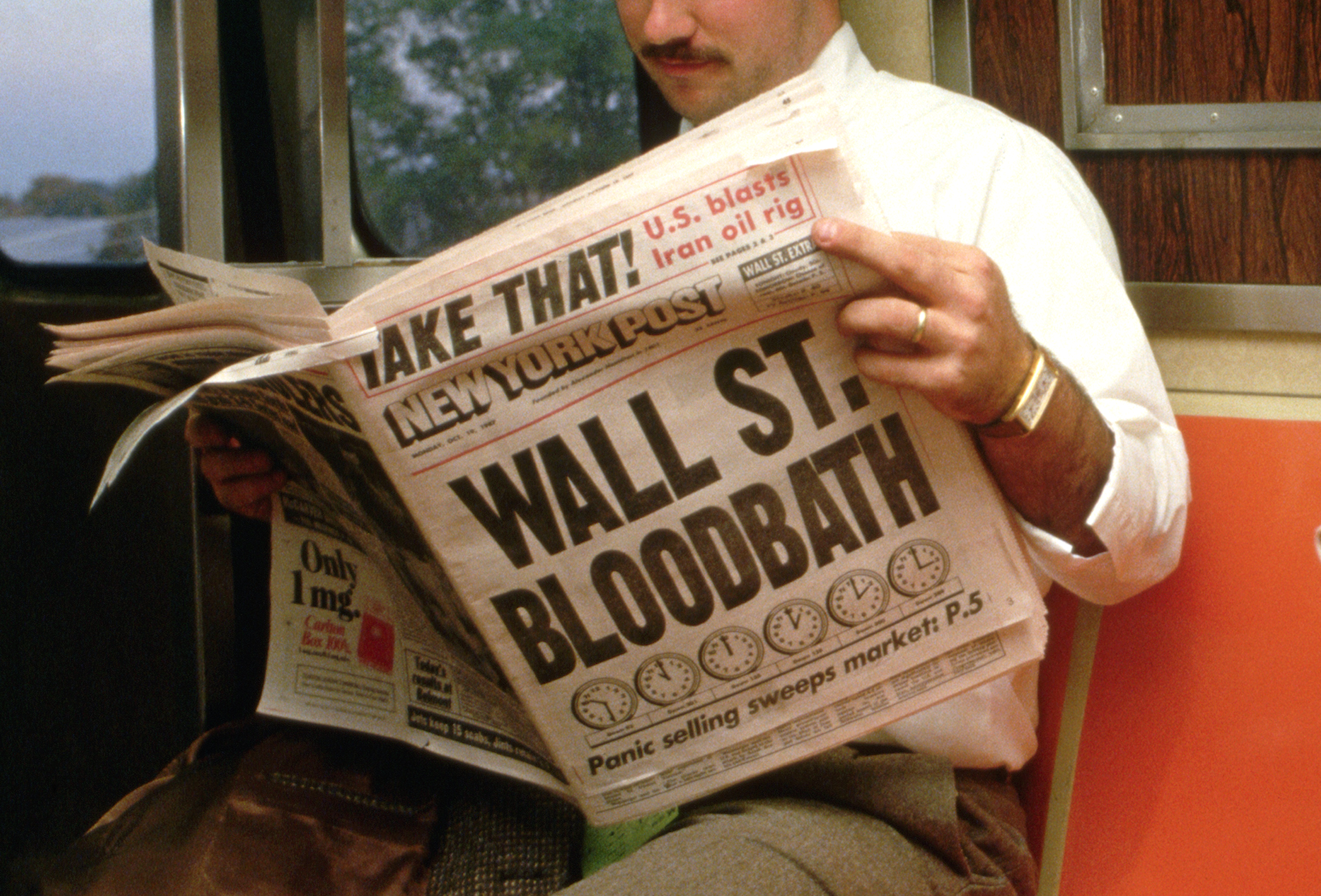What History Tells Us About Scary Stock Market Selloffs Morning