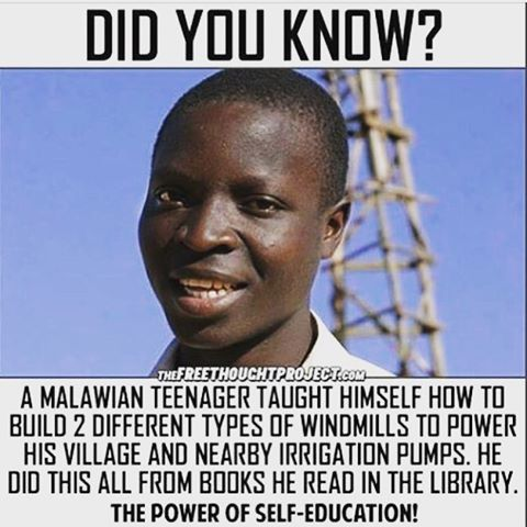 Turn the tv off....Pick up a book... Knowledge is truly power  #ISayWithLove