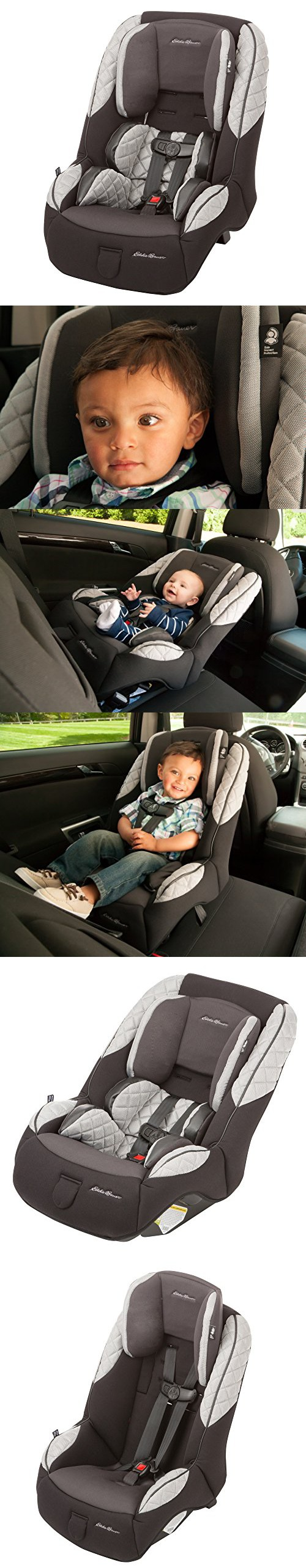 Eddie Bauer XRS 65 Convertible Car Seat Viewpoint