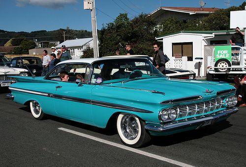 1959 Chevrolet Impala Sport Coupe Chevrolet Impala 1959 Classic Cars 1959 Chevy Impala