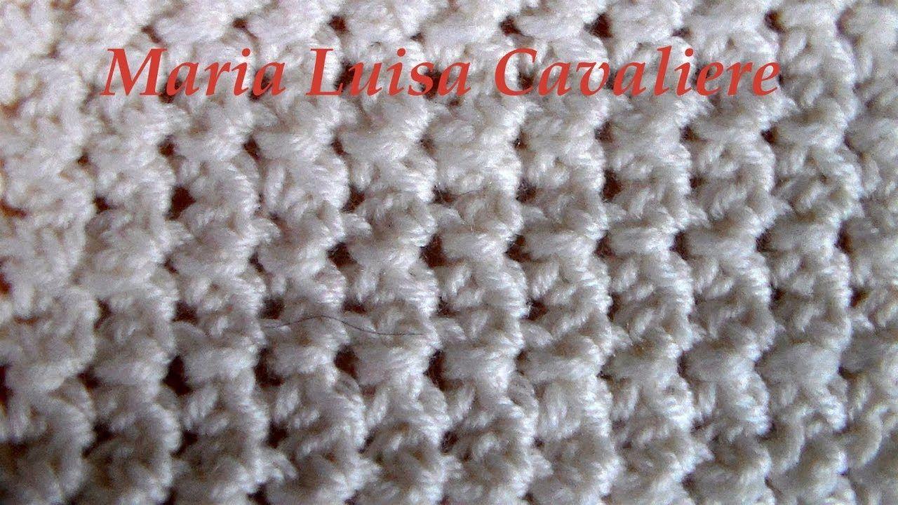 Punto Crochet All Uncinetto.Punto Arabesco All Uncinetto Tutorial Youtube Crochet Hats
