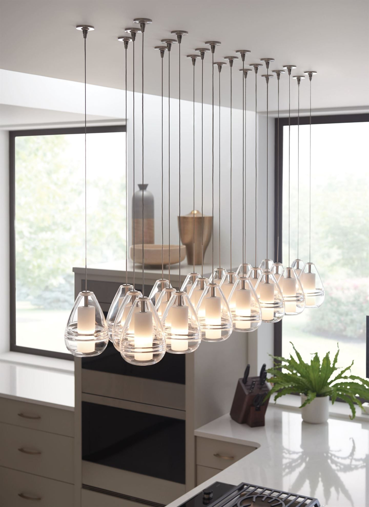 Modern Kitchen Island Lighting Ideas (With images