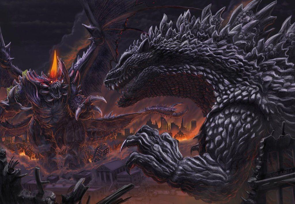 Destroyers GODZILLA Godzilla in 2019 Godzilla