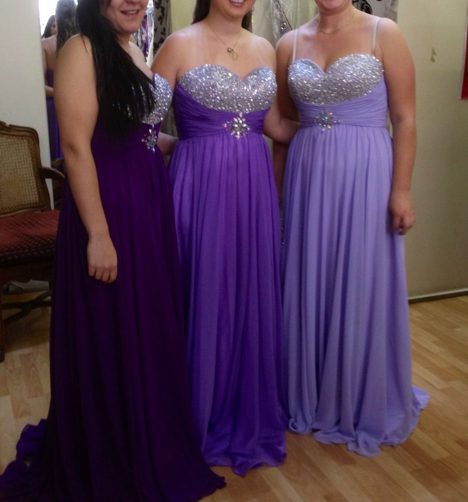Bridesmaid dresses - lilac dresses on Sydney rd, melbourne | Villoni ...