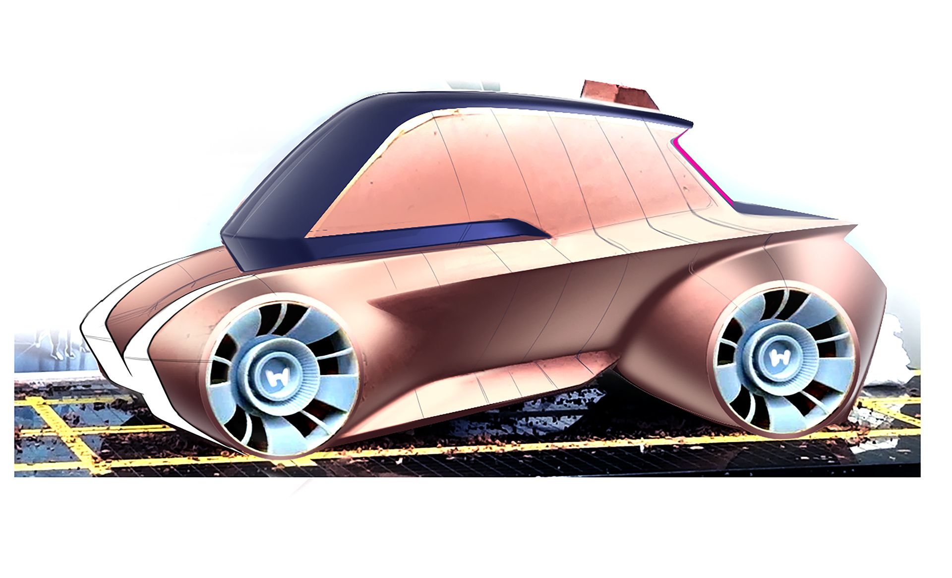 Pin By Marcus Trill On A Renders Concept Car Design Automotive