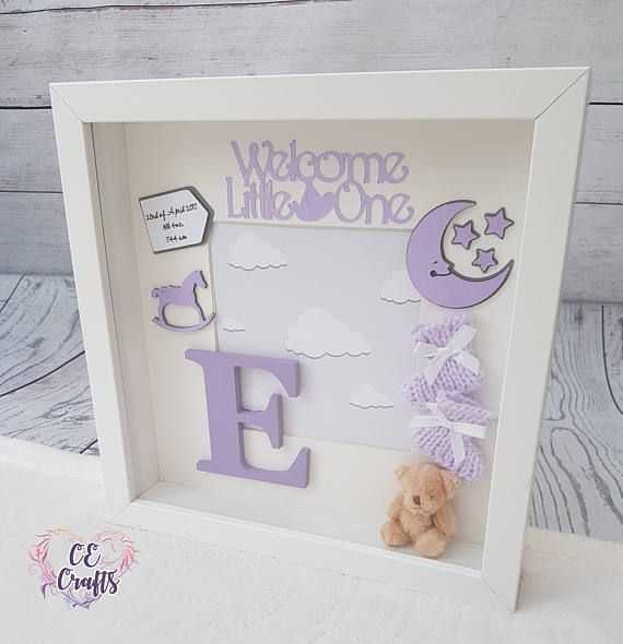 Welcome. We would like to offer lovely personalized baby frames ...