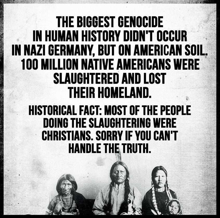 Can we all just agree that pain is pain. Death is death. All genocides are awful and disgraceful. When we all agree to come together as HUMANS, maybe together we can put a stop to future unnecessary violence and death. WE ARE ALL ONE. WE ARE HUMAN BEINGS. Diversity, Race