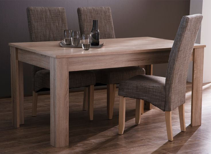 Dining Table In Oak Ash And Cherry Wood Furniture Massif Cherry Dining Furniture Massif Table Cocooning