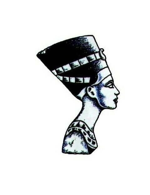 Cleopatra Tattoo Idea Pharaon Nefertiti Tattoo Cleopatra Tattoo Egyptian Tattoo