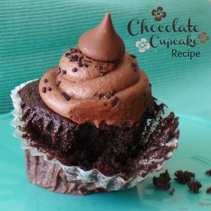 Chocolate Cupcakes @Spoonful @Spoonful_com