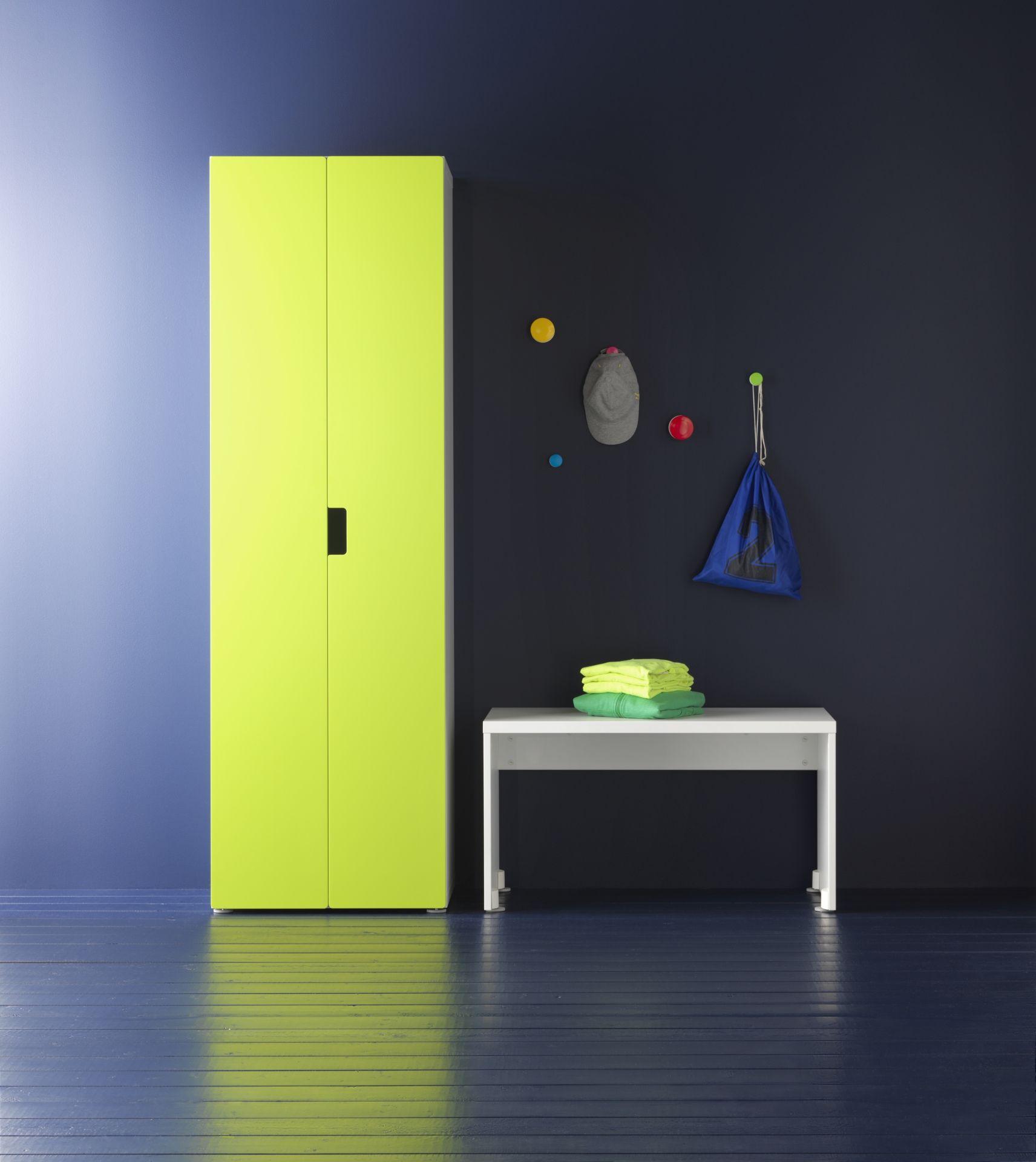 Ikea Portis Schoenenrek.Tjusig Kapstok Affordable Ikea Tjusig Kapstok Zwart Nieuw In