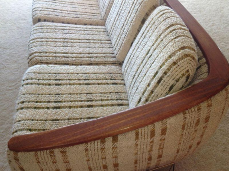 Vintage R  Huber Teak Sofa  980 Click Here To View  http. Vintage R  Huber Teak Sofa  980 Click Here To View  http   www
